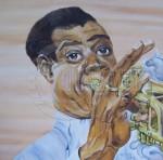 Portrait: Louis Armstrong