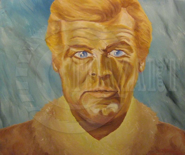 Portrait: Sir Roger Moore