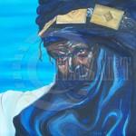 Portrait: Taureg